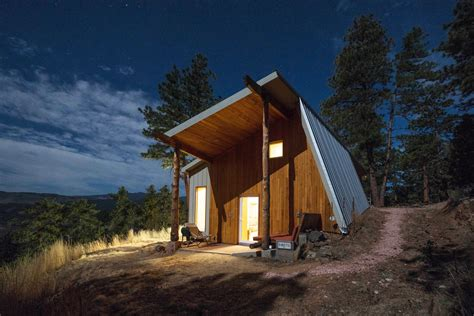 Colorado man builds state's most energy efficient off-grid ...