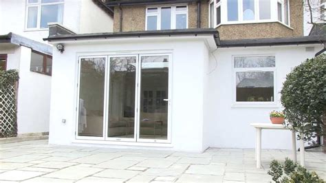 3 bed bungalow floor property extension a hendon 1930 width rear