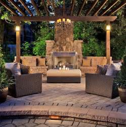fireplace ideas outdoor outdoor fireplace designs 01 1 kindesign jpg