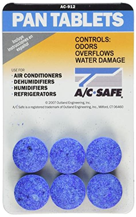 outland air conditioner pan cleaner tablets buy