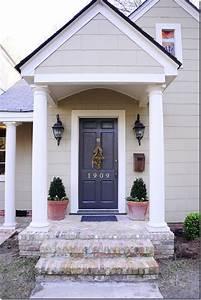 front door color   DREAM HOUSE   Pinterest