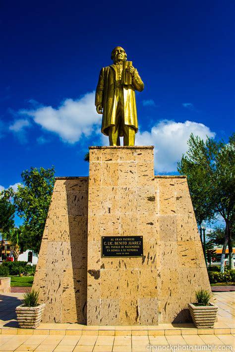 Monumento a Benito Juarez Matamoros, Tamaulipas, Mexico