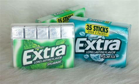top   chewing gum brands   world