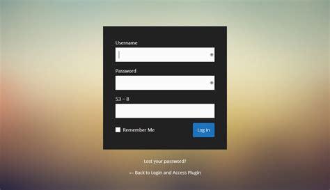 15+ Best Custom Login Page Plugins For Wordpress