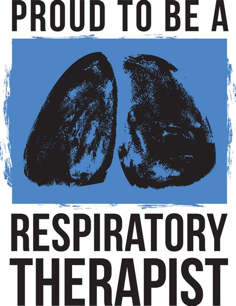 pulmonological proud to be a respiratory therapist