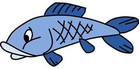 Animal Cartoon Fish · Free Vector Graphic On Pixabay