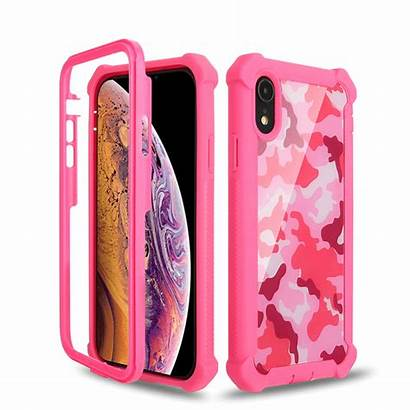 Iphone Camo Hybrid Xr Cases Defender Case