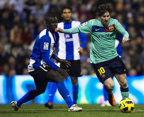 FC Barcelona v Hércules: Through in style (7-0)