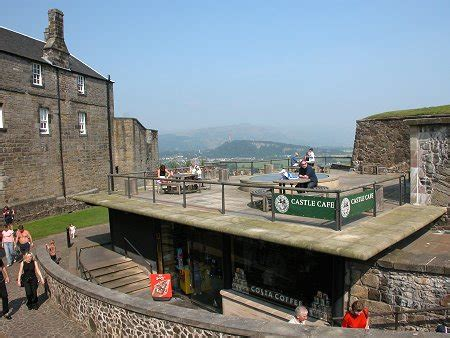 stirling castle cafe shops feature page  undiscovered