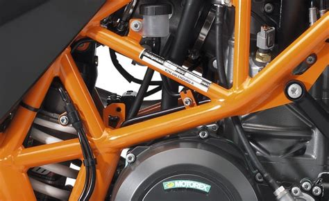 ktm  enduro  recalled  potential brake