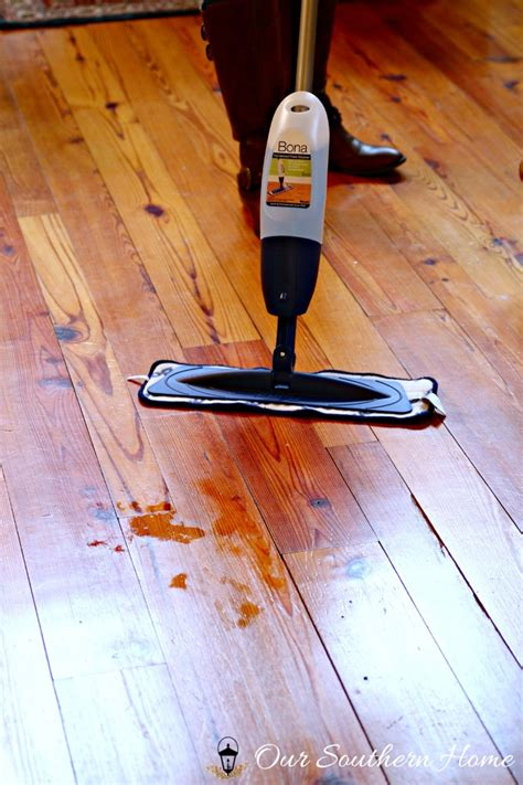 Bona Hardwood Floor Mop Express by Keeping It Clean With Bona Our Southern Home