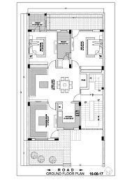 house plans modern architecture center indian house plans   square feet