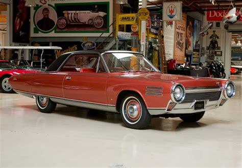 Turbine Chrysler by 1963 Chrysler Turbine Ultimate Edition Leno S