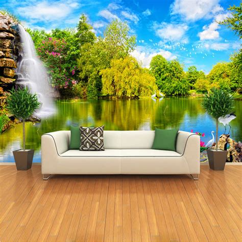 wall mural wallpaper   walls chinese landscape