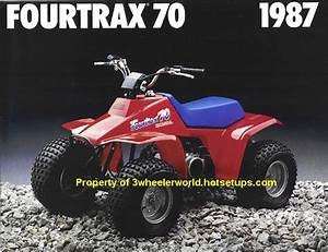 Honda 70 Fourtrax