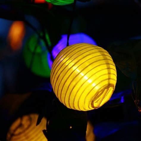 ladaires solaires pour l eclairage holigoo 30 led lanterne boule solaire aliment 233 lumi 232 res pour l 233 clairage ext 233 rieur globe de