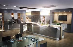 Rückwand Küche Acryl : moderne k chen von ewe planungswelten ~ Sanjose-hotels-ca.com Haus und Dekorationen