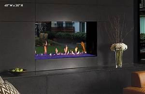 Products DaVinci Custom Linear Fireplaces