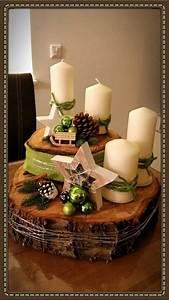Die Schönsten Bastelideen : die 25 besten ideen zu baumscheiben deko auf pinterest baumscheiben deko weihnachten ~ Markanthonyermac.com Haus und Dekorationen