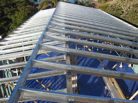 spantec boxspan roof frame roof framing roof design house design