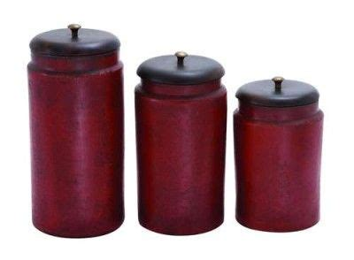 burgundy kitchen canisters details about new three coda jars burgundy rust color
