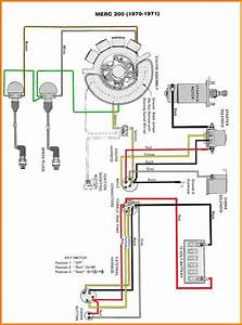 1991 Yamaha 115 Wiring Diagram