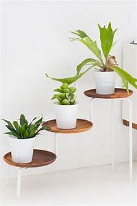 Support Plante Intérieur : am liorer un support pour plantes ikea gr ce des ~ Teatrodelosmanantiales.com Idées de Décoration