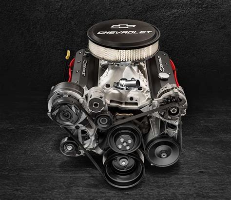 Small But Powerful Engines by Meet Chevy S Most Powerful Small Block 350 The Zz6 News
