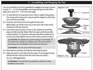 How to fix hampton bay ceiling fan chain bottlesandblends