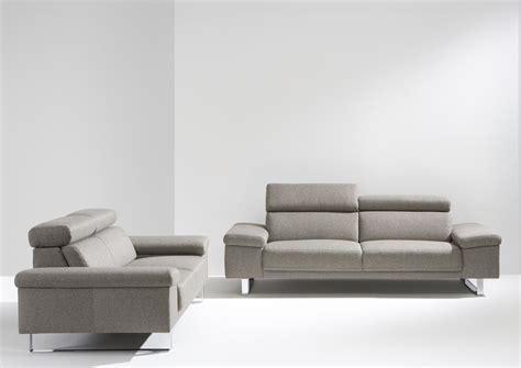 acheter votre canap 233 contemporain 2 places fixe cuir