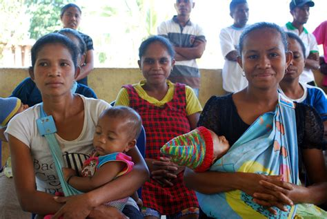 Unicef Timor Leste Special Delivery Women Give Birth Safely