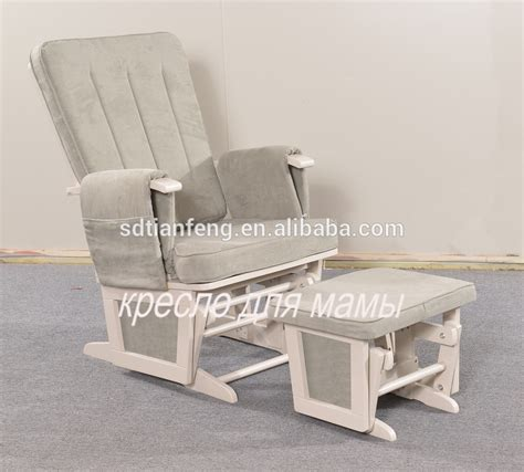 glider nursing chair for mothers view