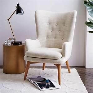 Le fauteuil scandinave confort utilite et style a la for Chauffeuse scandinave