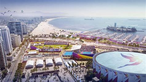 glorious  renderings show   olympics