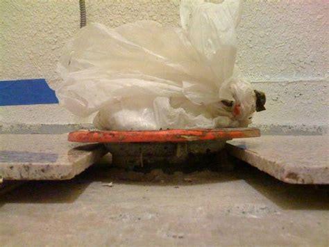 Uneven Floor Toilet by Mounting Toilet On Uneven Flange