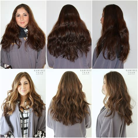 Brown To Hair Before And After Photos by Sunkist Archives Page 15 Of 41 Ramirez Salon