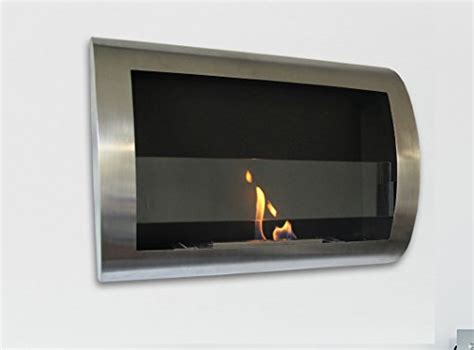 stainless steel fireplace insert fall charleston luxury stainless steel wall mount