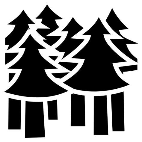 Wald Symbol Kostenlos Von Game Icons