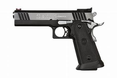 9mm Pistol Chrome Sps Pantera Round 40
