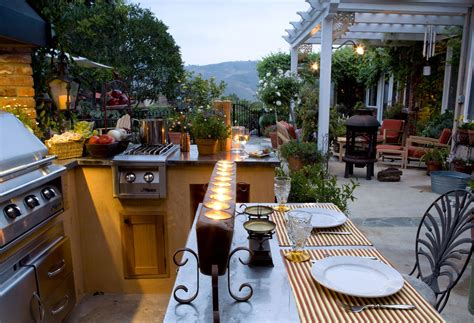 outdoor cuisine top accessories for your atlanta backyard and patio artistic