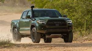 Like A Pro  Ranking The 2020 Toyota Trd Pro Models Off