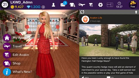 avakin pc 3d play virtual game bluestacks hack lockwood playing role android apk games second screenshot avakinlife google apps