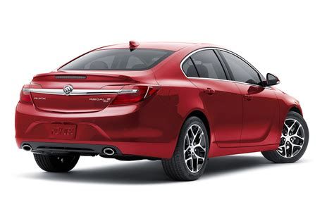 2016 buick regal reviews and rating motor trend