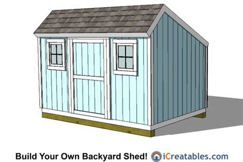 easy to build shed 8x12 shed plans buy easy to build modern shed designs