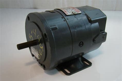 8hp Electric Motor general electric dc motor 1 8hp 1380 3450rpm 250v 7 a