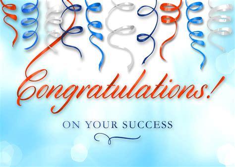 springy ribbon congrats congratulations  cardsdirect