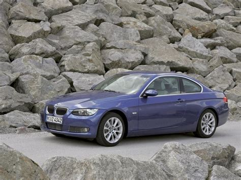 2007 Bmw 3 Series Coupe Specifications, Pictures, Prices