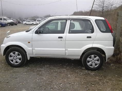 Daihatsu Terios Photo by 2008 Daihatsu Terios Photos 1 5 Gasoline Automatic For Sale