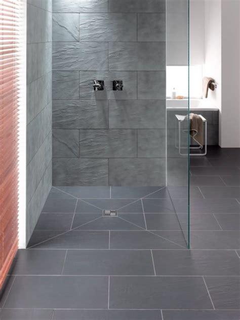 Offene Dusche Glaswand by Bodenebene Duschsysteme Badezimmer Dusche Fliesen