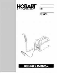 Hobart Handler 120 Owner U0026 39 S Manual
